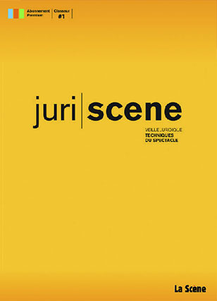 Couverture Juriscene